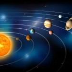 ¿A que velocidad se mueven los planetas?