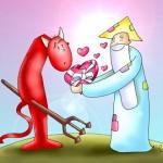 Amar lo que nos agrede nos ayuda a crecer