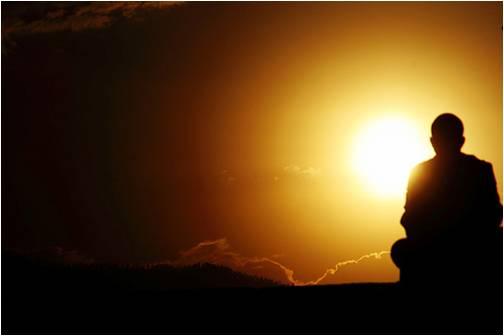 meditacion sol