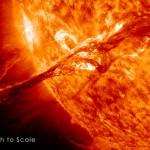 NASA advierte que algo raro está pasando con el Sol