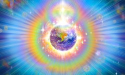 Arco Iris de la Nueva Tierra