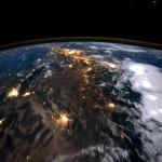 Bellas imagenes de la tierra desde el espacio