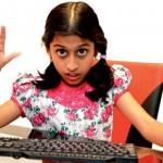 La ciencia investiga la habilidad telepática de una niña de nueve años