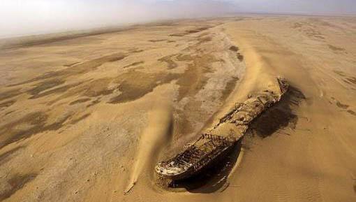 cementerio mar aral