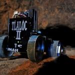 El robot 'Tláloc II-TC' recorrerá las entrañas del la Pirámide del Sol