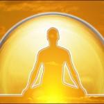 la meditacion de la luz dorada