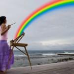 De que color vas a Pintar Tu Vida esta Semana