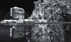 capturar asteroide