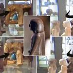 Reliquia Egipcia misteriosamente se mueve en el Museo de Manchester.