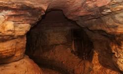 Саблинские пещеры в Ленинградской области