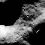 Anomalías inexplicables de la Luna terrestre