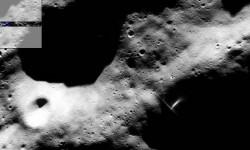 anomalias en la luna