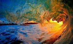 mar ola colores