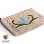 monedero flor de loto