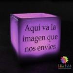Fanal violeta personalizado