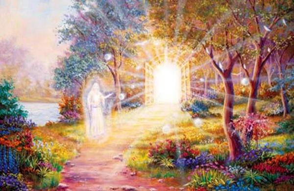 La puerta hacia la luz