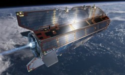 satelite cae en la tierra
