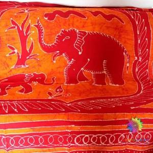Elefantes-naranja