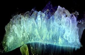historia de los cristales