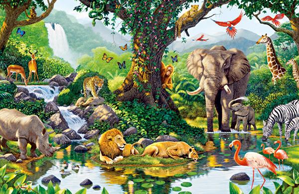 Loa animales