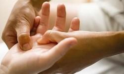 digitopresión en las manos
