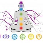 Ejercicio para sentir, meditar y limpiar los 7 Chakras