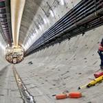 Misterioso objeto interrumpe la excavación de túneles en los EE.UU.