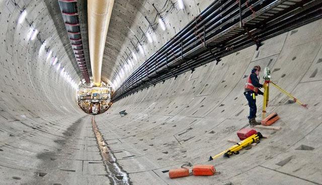 excavacion tuneles
