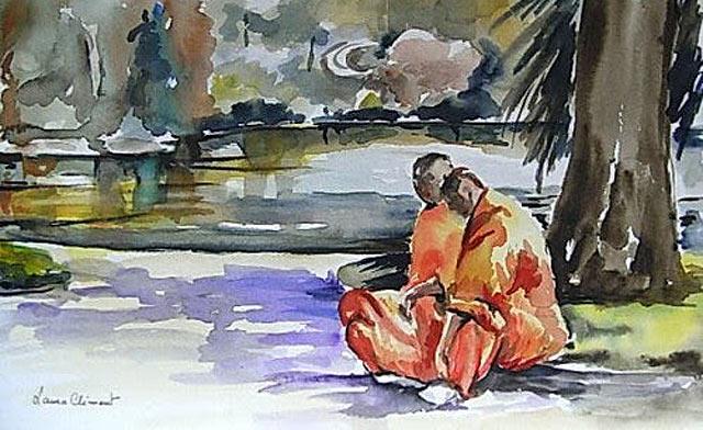 cuento monjes tibetanos