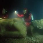 Descubren una ciudad antigua bajo el agua