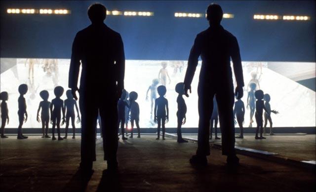 reuniones extraterrestres