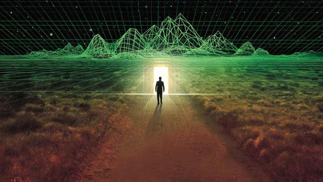 universo holgráfico