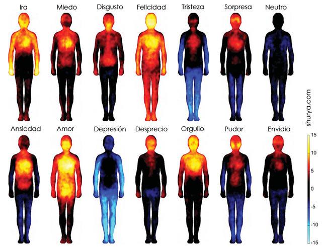 mapa emociones