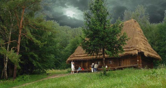 Las mejores casas para perderte en el bosque - Casitas en el bosque ...