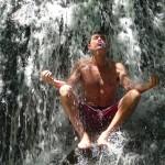 Ejercicio de meditación en la ducha