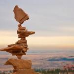 Michael Grab, el arte del equilibrio de las piedras