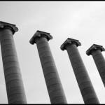 Meditación de los cuatro pilares del presente