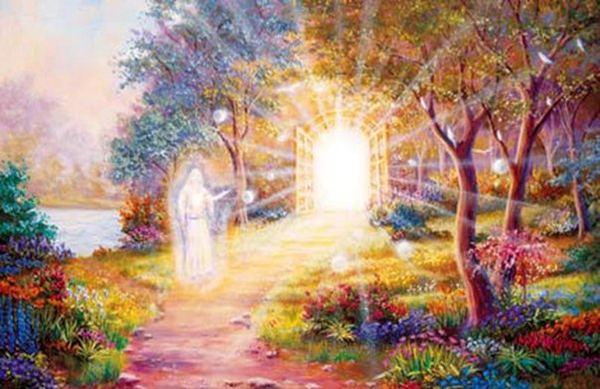 La puerta a la luz