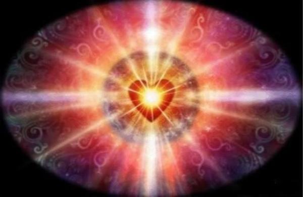 Energía del corazón