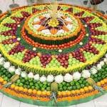 Conoce las propiedades de frutas-verduras según su color