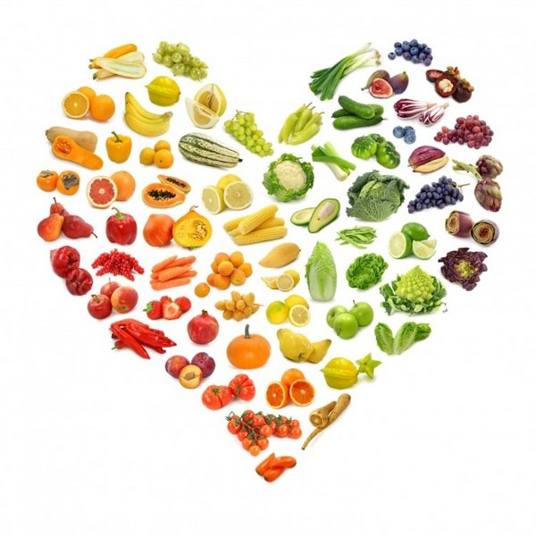 Conoce las propiedades de frutas verduras seg n su color for Semillas de frutas y verduras