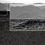 Curiosity graba una fuente de luz no identificada en Marte