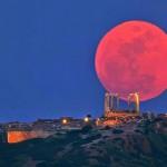 Lunar Roja dia 15 de Abril – Señal de los nuevos tiempos