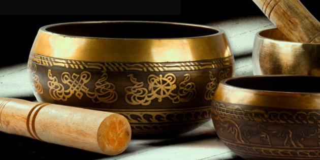 Sonidos de Cuencos de Cristal para los Chakras