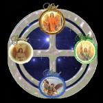 Ritual de la Cruz de Protección con los Cuatro Arcángeles