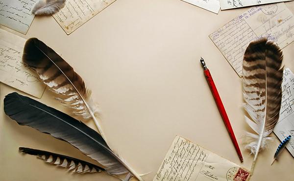 Escribir una carta liberándonos