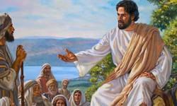 Enseñando a los discípulos