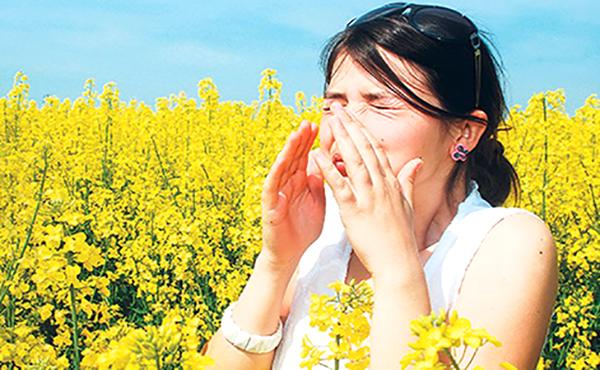 Porque tenemos alergia