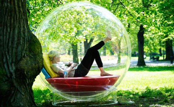 Formando una burbuja de protección