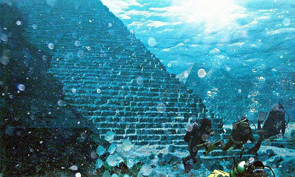 La civilización perdida de la Atlántida